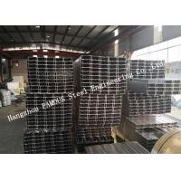Buy cheap C25019 C/Z Shape Galvanized Steel Purlins Girts AS/ANZ4600 Material for Residential Building product