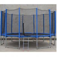 Buy cheap 14ft trampoline unfoldable & Enclosure from wholesalers