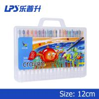 Buy cheap 36 Colors Twist Up Crayons Long 170mm Children Paint Crayons In PP Box from wholesalers
