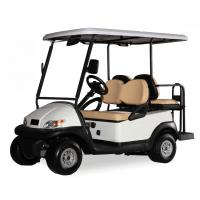 Buy cheap Customized Electric Car Golf Cart 4 Seater Range up to 50 Miles Per Charge from wholesalers