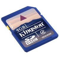 Buy cheap Wireless Kingston SD Memory Card, 4G Kingston Sd Card,  2Mb / s from wholesalers