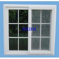 Buy cheap Ageing Resistance UPVC Windows And Doors Excellent Light And Heat Stability from wholesalers
