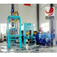 DY1250 automatic cement AAC block production line