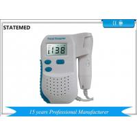 Buy cheap Baby Heart Doppler Portable Ultrasound Scanner For Hospital And Home from wholesalers