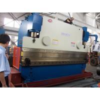 320 ton cnc hydraulic press brake bending machine/ sheet metal bending machine