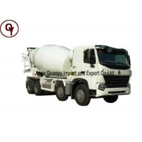 Buy cheap Diesel Fuel Type 8x4 Transit Mixer Truck / Mixer Lorry Concrete Use from wholesalers