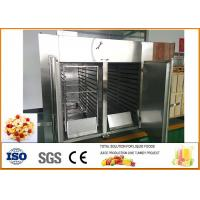 Buy cheap Dried Fruit And Vegetable Processing Line 304 / 316 Stainless Steel Material from wholesalers