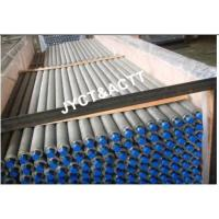 Buy cheap Air Cooler Metal Extruded Fin Tube , Wire Wound Finned Tube Small Flow Losses from wholesalers