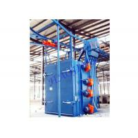 Buy cheap High Efficient Hook Type Shot Blasting Machine for Paint Stripping product