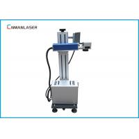 Buy cheap Low Consumption 20w Co2 RF Metal Laser Marker Marking Machine , 0.01mm Accuracy from wholesalers