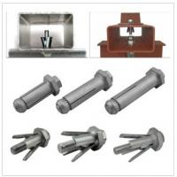China M16 Carbon steel  Zinc plated Hot dip Galanised Expansion threading Machine Anchor Bolt on sale