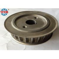 Buy cheap Zinc Plated Transmission Components Galvanised Timing Belt Pulley 15*55*48mm from wholesalers