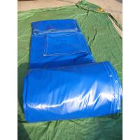 Buy cheap 1000D 18*18 600gsm pvc leather fabric ,pvc coated tarpaulin from wholesalers