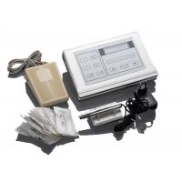 Buy cheap Silver Multifunctional Permanent Makeup Machine Kits with Cartridge Needles from wholesalers