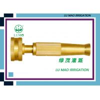 Buy cheap Garden Hose Brass Water Spray Nozzles Female Thread High Temperature from wholesalers