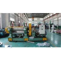 Buy cheap Overload Protection Rubber Mixing Equipment , Industrial Rubber Processing Machinery from wholesalers