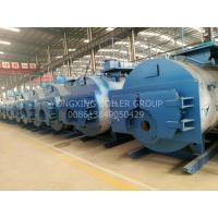 Buy cheap Intelligent Oil Fired Steam Boiler Oil Fired System Boiler For Herbal Extraction from wholesalers