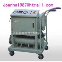 Buy cheap Coalesce and Separator Diesel oil purification, Fuel oil filtering machine from wholesalers