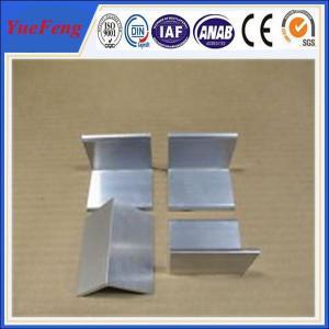 Buy cheap Aluminium price per kg aluminum angle profile in china product