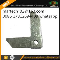 Buy cheap Martech Galvanized Steel Flange Corner for Angle Joint of TDF Duct from wholesalers