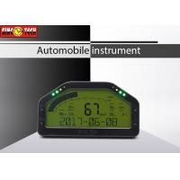 Buy cheap 0 - 2400°F Display Exhaust Gas Temperature Gauge Multifunctional Dashboard from wholesalers