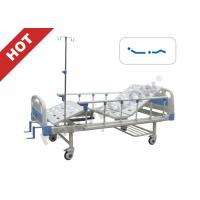 Buy cheap Powder - coated Steel Medical Hospital Beds product