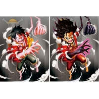Buy cheap 3D Poster Anime ONE PIECE Lenticular Prints For Sale 3D Lenticular Poster from wholesalers