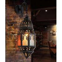 China Hanging Moroccan Candle Lantern for Sitting room and corridor decoration on sale