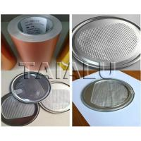 Buy cheap 8011 0.06-0.09mm  lacquer aluminium foil used for easy peel lids from wholesalers
