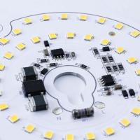 Buy cheap TRIAC Dimmable Led Module  round AC 230V High efficiency from Wholesalers