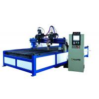 Buy cheap Desktop CNC flame and plasma cutting machine from wholesalers