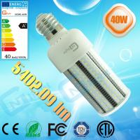 Buy cheap LED 30W E39 mogul base 110V USA voltage LED Corn cob 80W metal halide replacement from wholesalers