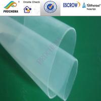 Buy cheap FEP transparent tube, FEP clear tube, FEP UV Resistance tube, transparent Teflon tube from wholesalers