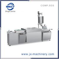 Buy cheap Semi-Automatic PVC/PE mateiral Suppository Filling and Sealing Machine (BZS) from wholesalers