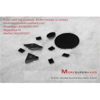 Buy cheap PCD Cutting Tool Blanks for any shape and size miya@moresuperhard.com from wholesalers
