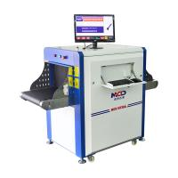 Buy cheap Automatic Sensor  X-ray Inspection Baggage Scanner For Shopping Mall from wholesalers
