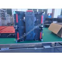 Buy cheap Indoor RGB high brightness led screen rental / high definition video display 500 * 500 cabinet from wholesalers