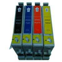 Buy cheap Compatible Inkjet Cartridge for T0441/T0442/T0443/T0444 from wholesalers