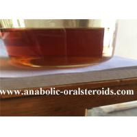 Buy cheap Dark Yellow Injectable Anabolic Steroids Trenbolone Acetate 100mg Without Side Effects from wholesalers