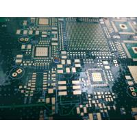 Buy cheap 12 Layer BGA Printed Cirucit Board Via In Pad For Programmable Logic Controller from wholesalers