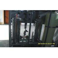 Buy cheap Small Salt Water Treatment Equipment 100L/D , Water Desalination Plants from wholesalers
