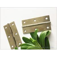 Buy cheap Nickel Polished Heavy Duty Continuous Hinge  Strong Courraged Box Packing from wholesalers