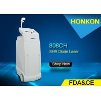 Buy cheap 808nm Diode Laser For Hair Removal Skin Rejuvenation 10 Hz 12 × 12mm from wholesalers