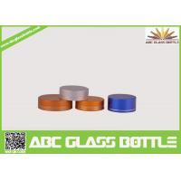 Buy cheap Pink Aluminum Screw Bottle Cap, Aluminum Cap, Bottle Cap product