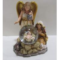 Buy cheap Unusual Angel rotating musical Water/Snow Globes music box for children gifts from wholesalers