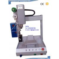 Buy cheap Micro Stepping Motor Automatic Glue Dispensing Machine For Mobile Screen from wholesalers
