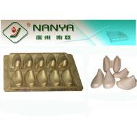 Buy cheap Recycled Paper Pulp Mold Shoe Stretcher Mould with Bronze Color from wholesalers