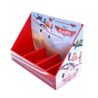 Buy cheap Custom Cardboard Pdq Product Display For Plane Model , Environmentally Friendly from wholesalers