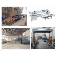 Buy cheap CE EPS Sandwich Panel Production Line , 35KW Power Wall Panel Making Machine from wholesalers