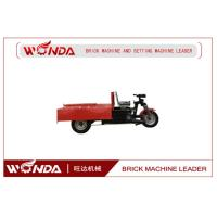 Buy cheap Stronger Frame Electric Mini Dumper , Oil Brake Electric Tricycle For Cargo from wholesalers